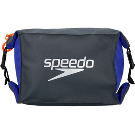 speedo Pool Side Bag Set, Large, oxid grey/ultramarine